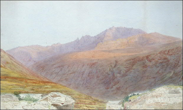 mountain paintings isle of skye