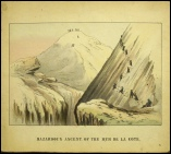 Ascent of Mont Blanc Mountaineering Books