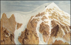 Edward Whymper Ascent of Aiguilles Verte