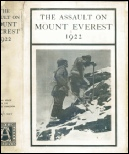 Mount Everest mountaineering books George Leigh Mallory and Norton The Assault on Mount Everest 1922