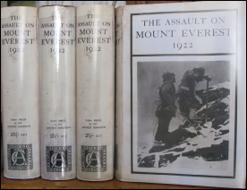 The Assault on Mount Everest 1922