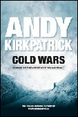 Andy Kirkpatrick new mountaineering book Cold Wars book
