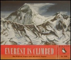 Mount Everest is climbed