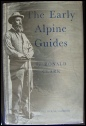 The Early Alpine Guides mountaineering books
