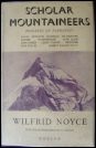mountaineering books wilfred noyce
