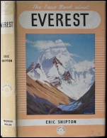 Upon That Mountain by Eric Shipton Mount Everest mountaineering books