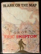 Shipton Blank on the Map Mountaineering Books